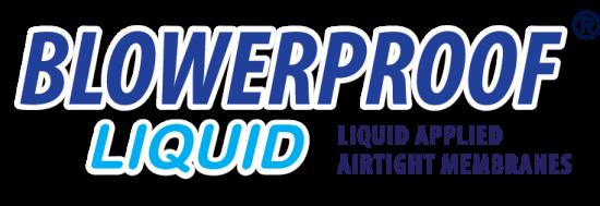 Blowerproof Liquid Membranes