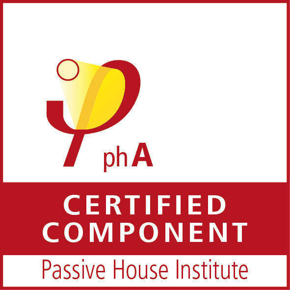 Blowerproof awarded Passive House Component